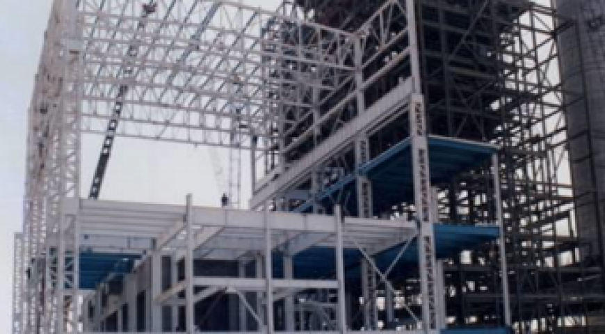 El Kuriemat Power Plant